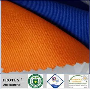 100%cotton Anti-bacterial  fabric