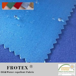 Breathable Oil and water repellent fabric for industry use